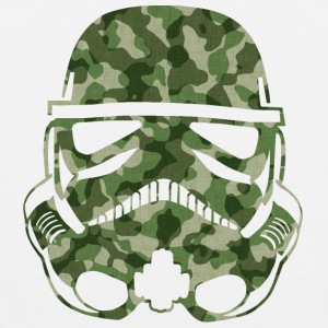 Camo Trooper SHIRT MAN - Men's Premium Tank