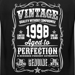 1998 Aged to perfection - Men's Premium Tank