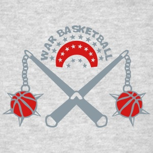 basketball weapon medieval scourge logo Sportswear - Men's T-Shirt