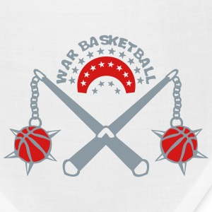 basketball weapon medieval scourge logo Tanks - Bandana