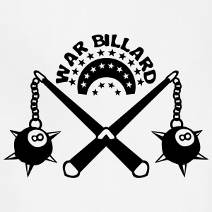 billiard weapon medieval scourge ball Sportswear - Adjustable Apron