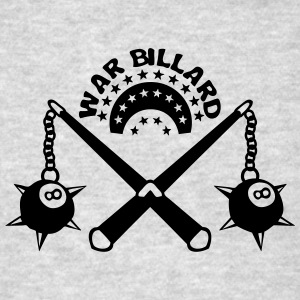 billiard weapon medieval scourge ball Sportswear - Men's T-Shirt