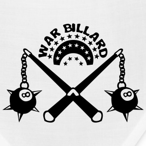 billiard weapon medieval scourge ball Sportswear - Bandana