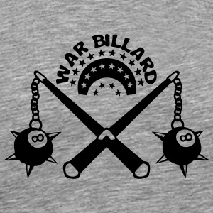 billiard weapon medieval scourge ball Sportswear - Men's Premium T-Shirt