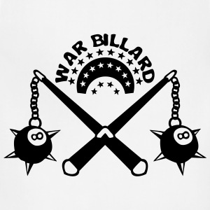 billiard weapon medieval scourge ball Tanks - Adjustable Apron