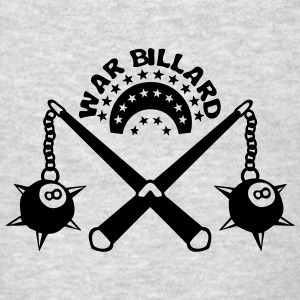 billiard weapon medieval scourge ball Tanks - Men's T-Shirt