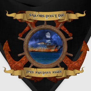 Sailors Don't Die - Bandana