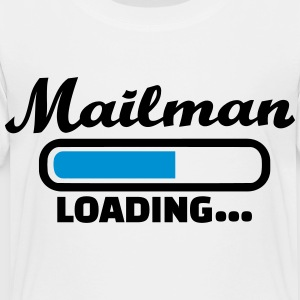 Mailman loading Kids' Shirts - Toddler Premium T-Shirt
