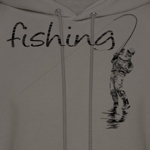 fisher T-Shirts - Men's Hoodie