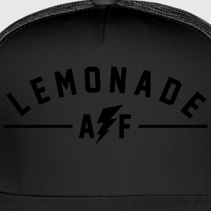 Lemonade AF Women's T-Shirts - Trucker Cap
