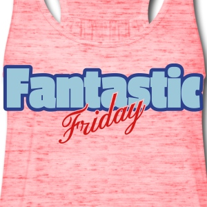 Fantastic Friday - Women's Flowy Tank Top by Bella