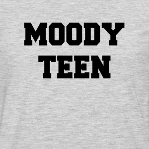 Moody Teen Women's T-Shirts - Men's Premium Long Sleeve T-Shirt
