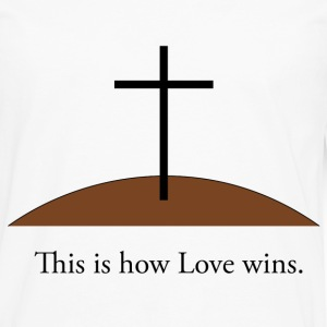 This is how Love wins T-Shirts - Men's Premium Long Sleeve T-Shirt