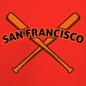 San Francisco Baseball T-Shirts - Kids' Premium Hoodie