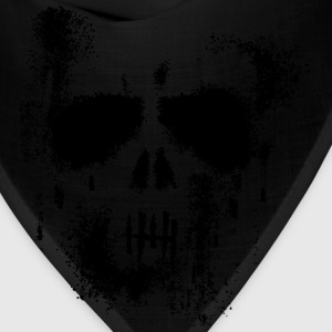 Skull Dust Punisher - BLACK - Bandana