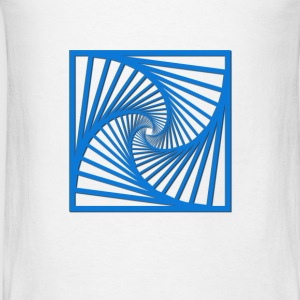 geometry-squares Tanks - Men's T-Shirt