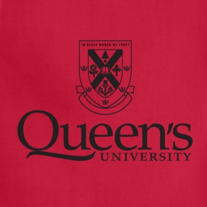 queen University Women's T-Shirts - Adjustable Apron