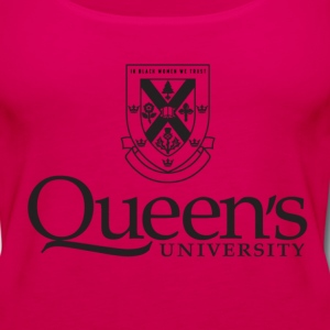 queen University Women's T-Shirts - Women's Premium Tank Top