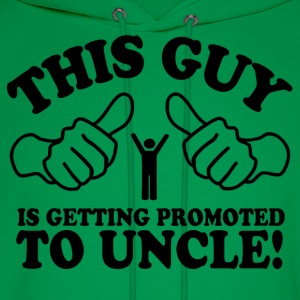 New Uncle T-Shirts - Men's Hoodie