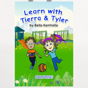Bella Kentrella,children,LEARN WITH TIERRA & TYLER Sportswear - Contrast Hoodie