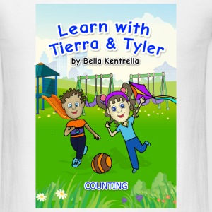 Bella Kentrella,children,LEARN WITH TIERRA & TYLER Sportswear - Men's T-Shirt