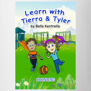 Bella Kentrella,children,LEARN WITH TIERRA & TYLER Sportswear - Coffee/Tea Mug