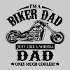 Biker Dad T-Shirts - Men's Premium T-Shirt