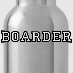 boarder T-Shirts - Water Bottle