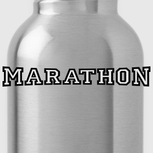 marathon T-Shirts - Water Bottle