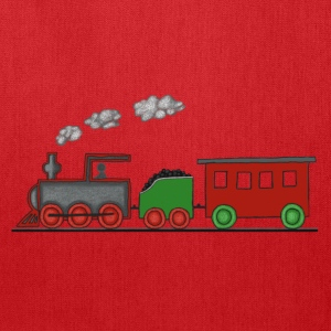 railroad Kids' Shirts - Tote Bag