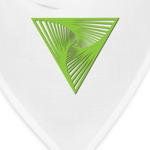 geometry-triangle T-Shirts - Bandana