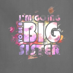 Sister - Big Sister - Adjustable Apron