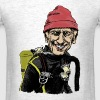 Jacques Cousteau - Men's T-Shirt