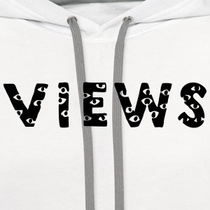 VIEWS From The 6 - Contrast Hoodie