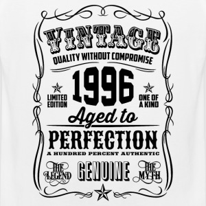 Vintage 1996 Aged to Perfection 20 Birthday gift - Men's Premium Tank