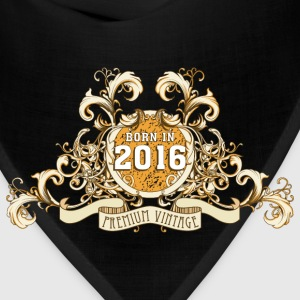 042016_born_in_the_year_2016a Kids' Shirts - Bandana