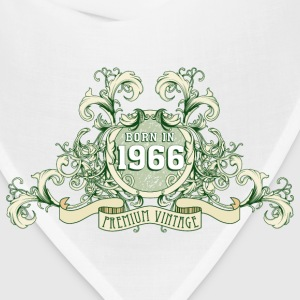 042016_born_in_the_year1966_c Baby Bodysuits - Bandana