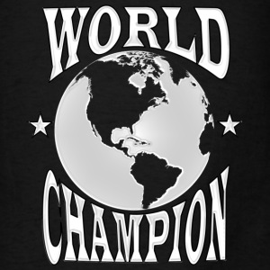 World Champion Baby Bodysuits - Men's T-Shirt