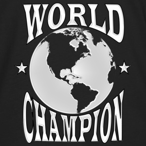 World Champion Baby Bodysuits - Men's Premium Long Sleeve T-Shirt