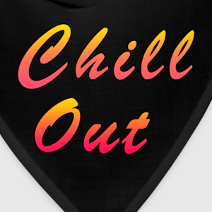 Chill Out Women's T-Shirts - Bandana