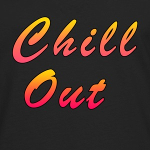 Chill Out T-Shirts - Men's Premium Long Sleeve T-Shirt