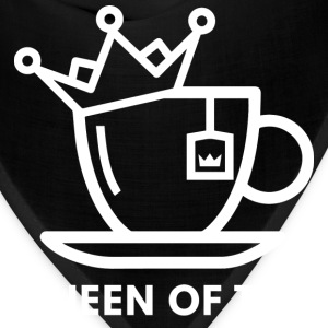 Queen Of Tea - Bandana