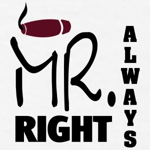 mrright__bzigarre Mugs & Drinkware - Men's T-Shirt