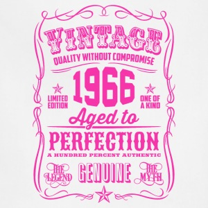 Vintage 1966 Aged to Perfection 50th Birthday - Adjustable Apron
