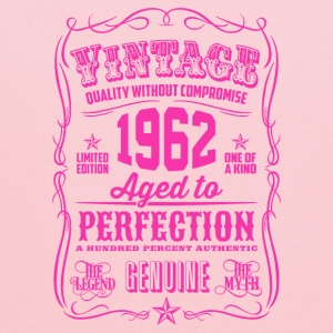 Vintage 1962 Aged to Perfection 54th Birthday - Kids' Hoodie