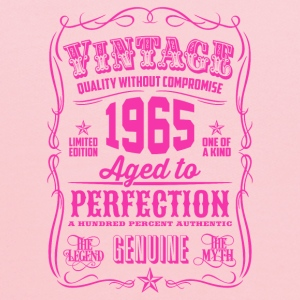Vintage 1965 Aged to Perfection 51th Birthday - Kids' Hoodie