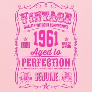 Vintage 1961 Aged to Perfection 60th Birthday - Kids' Hoodie