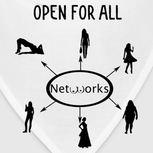 Open for all networks 1 - Bandana