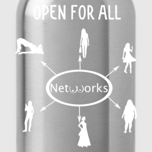 Open for all networks 2 - Water Bottle