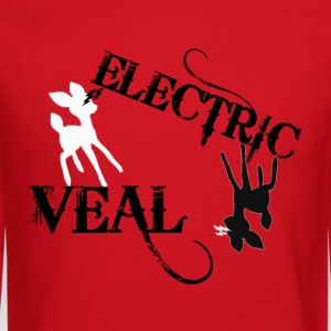 electric veal Women's T-Shirts - Crewneck Sweatshirt